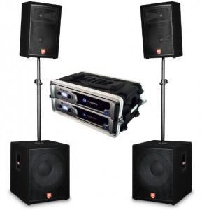 JBL JRX 1XLS System
