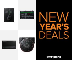 Roland New Years Deal 2015