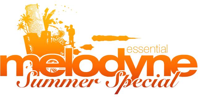 Celemony Melodyne essential - Jetzt zum QuickDeal Preis von nur 69,- € statt 99,- €