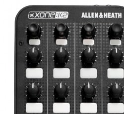 Allen & Heath XONE K2 - kompakter X-LINK DJ + DAW Controller